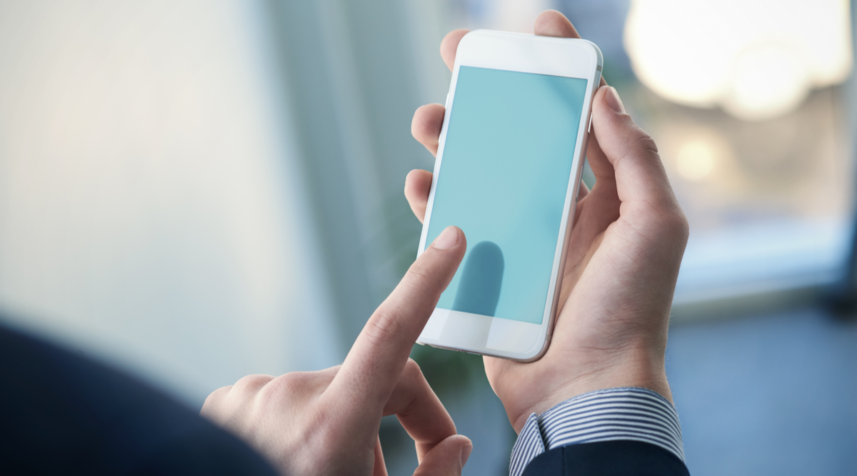vente de smartphone
